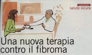 fecondazione FIBROMA donna moderna 2003