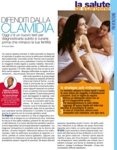 articolo clamidia per sito